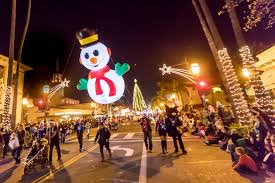 friday night lights santa barbara parades festivals planned for holiday season throughout santa