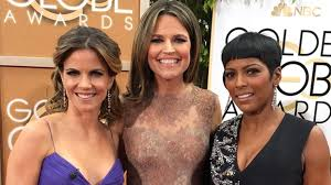 Today Show by Today Show At The 2016 Golden Globes See Anchors U0027 Behind The