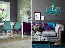 Best Living Room Ideas Purple Images On Pinterest Living - Blue and purple bedroom ideas