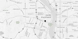 map of oregon portland portland hotels kimpton hotel monaco portland in downtown