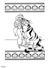 alladin coloring pages beautiful princess jasmine coloring pages hellokids com