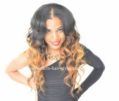weave hairstyles with middle part short black women hairstyles of weaves braids and protective