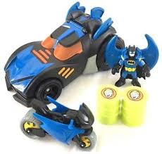 imaginext batmobile with lights fisher price imaginext batman motorised batmobile 2009 light sound