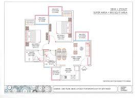 ajnara sports city floor plan noida extension floor plan