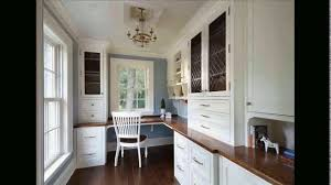 home office design with kitchen cabinets youtube