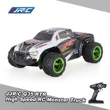 remote control monster truck videos black jjrc jjr c q35 2 4ghz 4wd 1 26 electric rtr high speed