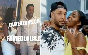 Meme From Love And Hip Hop New Boyfriend - tiarra becca wedding photos love hip hop atlanta star s husband