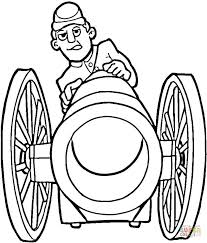 fire cannon coloring free printable coloring pages