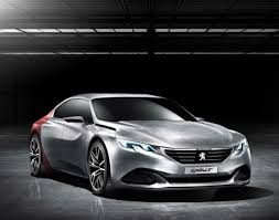 peugeot concept cars peugeot exalt concept car freshness mag
