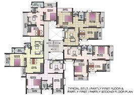 apartment structures building plans lagos nigeria free floor