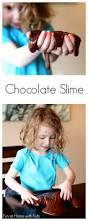 chocolate stretchy slime recipe