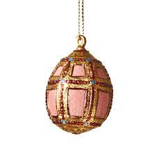 russian imperial pastel mini egg ornament set vmfa shop