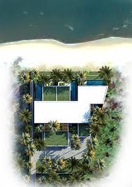 stunning modern beach house in vietnam classy and fabulous way