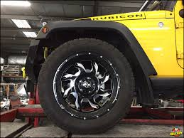 power wheels jeep yellow toyo open country a tii tires and ae alloy wheels under an awesome