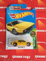 Wheels Lotus Esprit S1 lotus esprit s1 72 yellow 2016 wheels k grana toys