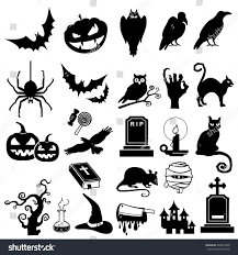 halloween icon vector stock vector 329614940 shutterstock