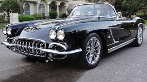 1962 corvette pics 1962 chevrolet corvette resto mod s265 kissimmee 2012