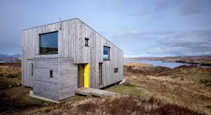 Eco House Design Fiscavaig Eco Home On The Isle Of Skye By Rural Design Architects