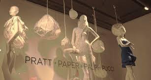 pratt paper ralph pucci at macy s retail design