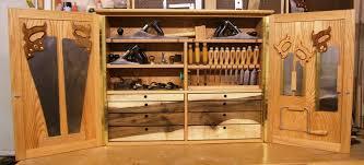 diy wood tool cabinet hand tool cabinet by dhs lumberjocks com woodworking community