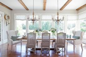 Light Dining Room Sets Rustic Modern Dining Room Farmhouse Dining Room Atlanta By