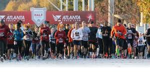 runners earn their turkey at half marathon