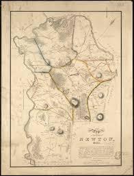 Map Of Cedar Falls Iowa Historical Maps Waltham