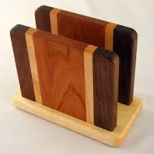 wood project napkin holder here is another source for a massive