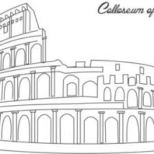 coloring pages rome italy kids drawing coloring pages marisa