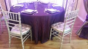 party rentals tables and chairs table and chair photos premier party rentals