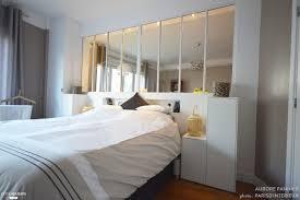 verriere chambre création d 039 une verrière chambre salon aurore pannier côté
