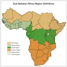 africa map climate zones study links weather to conflict in africa carbon brief