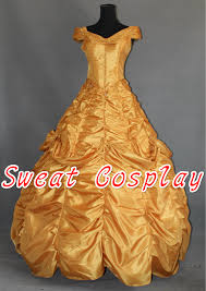 high quality halloween costumes for adults high quality belle beauty beast costume dress buy cheap
