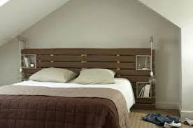 chambres a coucher pas cher récup palettes 34 chambres à coucher la tête de lit palette