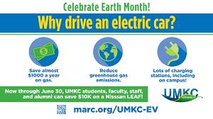 Umkc Campus Map Nissan Leaf Discount 10k For Umkc Community Sustainability