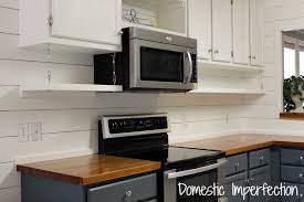 open cabinets in kitchen open kitchen shelving domestic imperfection
