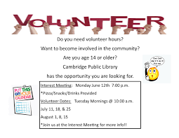 cambridge public library u2013 follow us on facebook