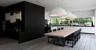 grande table de cuisine d licieux grande table salle manger 916714 a moderne un bloc sombre