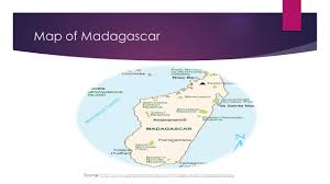 Madagascar Map Deforestation In Madagascar Map Of Madagascar Source Ppt Download