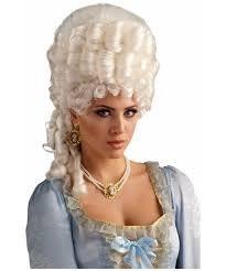 antoinette costume antoinette wig costume accessory women