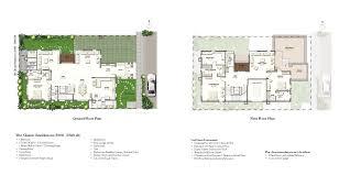 divyasree 77 east 4 bedroom villas yemlur bangalore