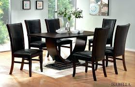 trendy dining room tables trendy dining table and chairs contemporary dining table sets