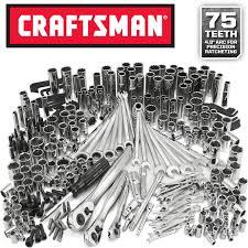 crafstman craftsman 35311 mechanics tool set 311 pieces ebay