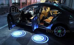 longhorn 3d welcome light ghost shadow emblem car door light