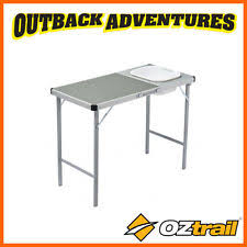 Boab Wash Up Camp Kitchen With Sink Rays Outdoors EBay - Oztrail camp kitchen deluxe with sink
