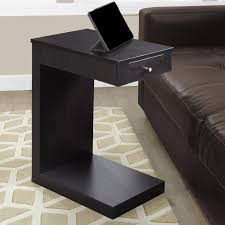 Contemporary End Tables Finley Home Hudson C End Table Hayneedle