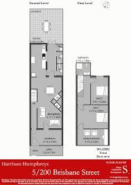 Floor Plans Brisbane 5 200 Brisbane Street Launceston Tas 7250 Sold