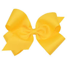wee ones hair bows wee ones baby king grosgrain hair bow on a weestay clip w