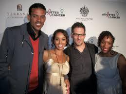 Matt Barnes Wife Sister Matt Barnes U0026 Gloria Govan Host 3rd Annual Athletes Vs Cancer
