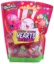 valentines hearts candy shopkins s day classroom plastic heart